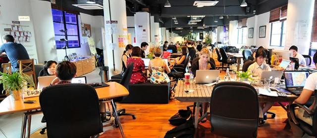 Coworking: experiências compartilhadas, mais oportunidades