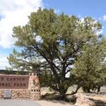 Porta de Entrada do Parque Nacional.