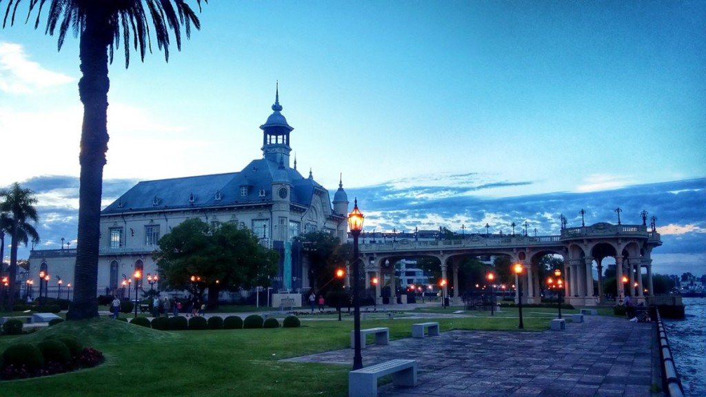 Museu de Arte Tigre, na Argentina.