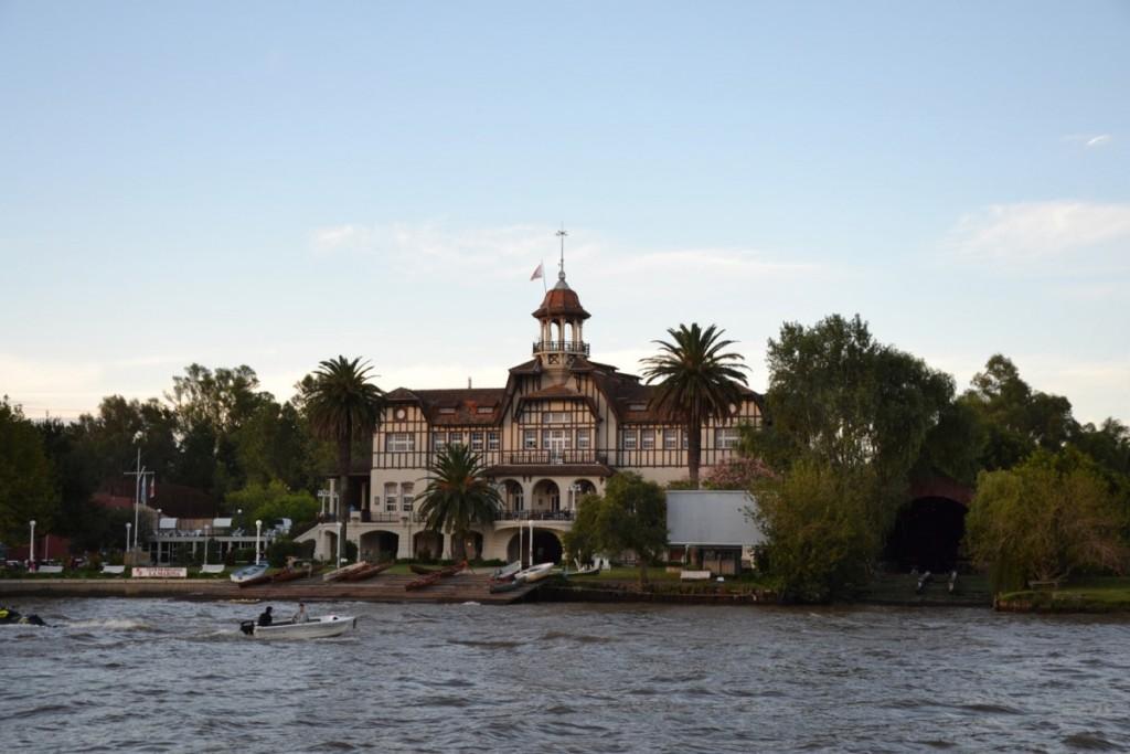 Paseo Victoria às margens do Delta do Tigre, na Argentina.