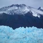 Trekking pelo Glaciar Perito Moreno.