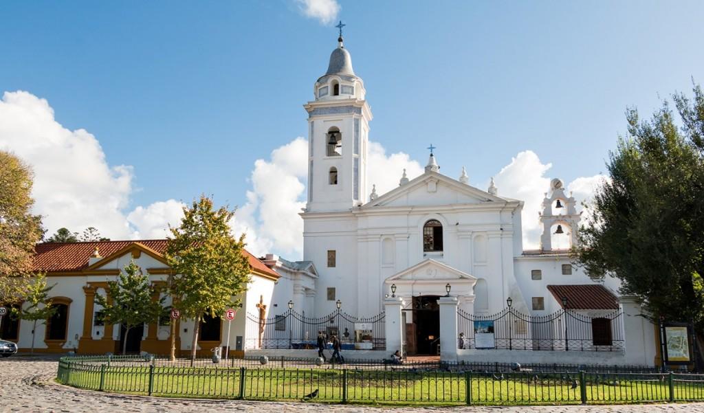 Iglesia N. Sra. Del Pilar, Recoleta, Buenos Aires, Argentina.