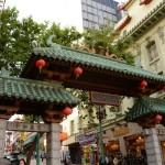 Entrada de Chinatown.