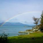 A 'cereja do bolo' no Parque Nacional Tierra del Fuego.