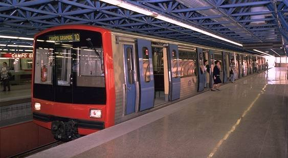 Metro Lisboa - Foto www.subways.net