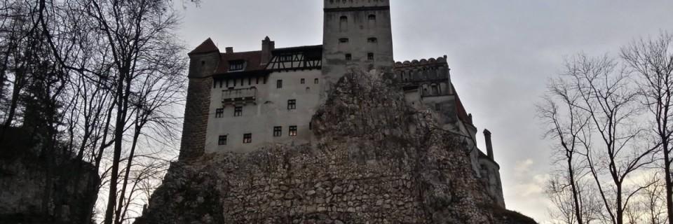 Castelo de Bran – Castelo do Drácula