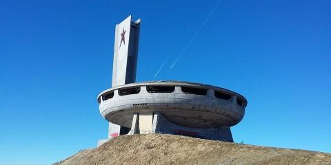 Monumento Buzludzha